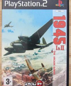 1945 I&II - The Arcade Games PS2