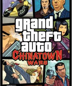 Videojogo PSP GTA Chinatown Wars