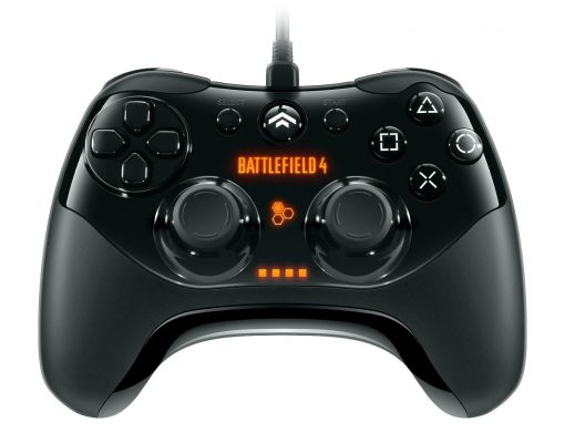 Comando Gamepad PS3 Battlefield 4
