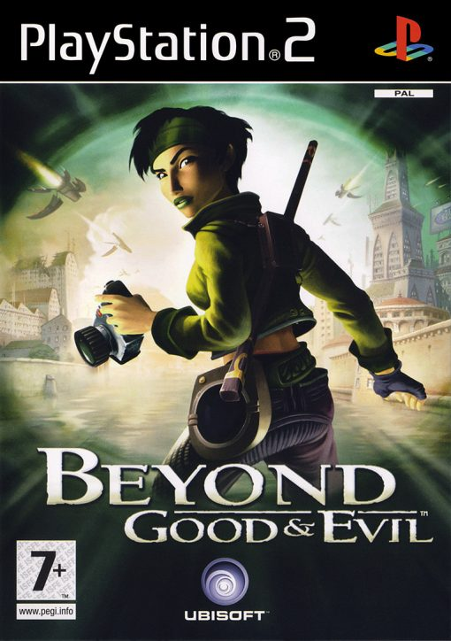 Videojogo Usado PS2 Beyond Good and Evil