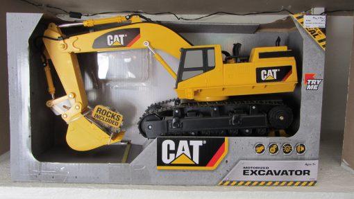 Brinquedo CAT Escavadora
