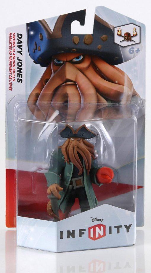 Figura Disney Infinity Davy Jones