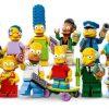 Brinquedo minifiguras Lego Os Simpsons