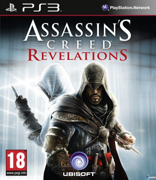 Videojogo PS3 Assassin's Creed Revelations
