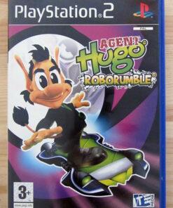 Videojogo Usado PS2 Agent Hugo: RoboRumble