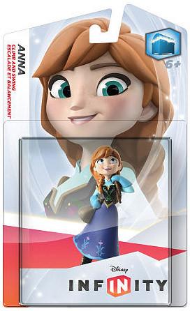 Figura Disney Infinity Anna