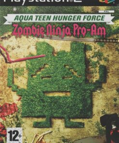 Videojogo Usado PS2 Aqua Teen Hunger Force