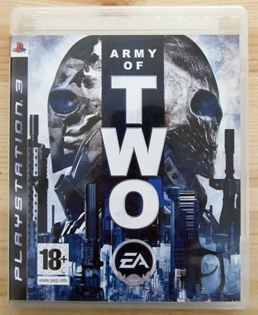 Videojogo Usado PS3 Army of Two