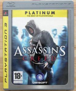 Videojogo Usado PS3 Assassin's Creed