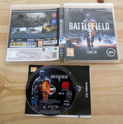 Battlefield 3 PS2