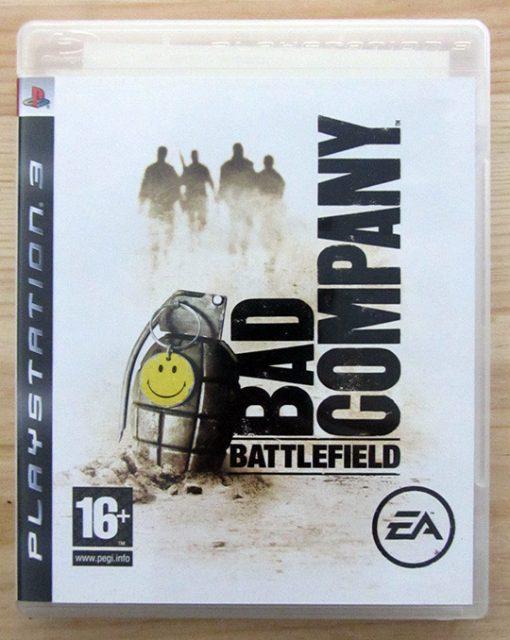 Videojogo Usado PS3 Battlefield: Bad Company 2