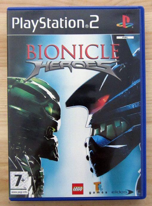 Videojogo Usado PS2 Bionicle Heroes