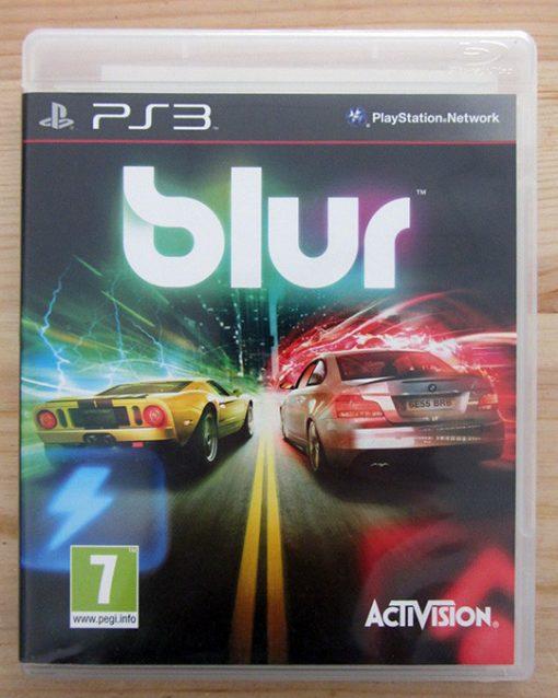 Videojogo Usado PS3 Blur