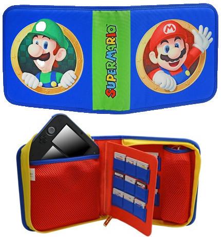 Bolsa 3DS XL Mario Universal Folio