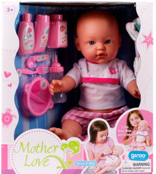 Brinquedo Boneca grande de menina