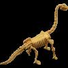Brinquedo Science 4 You Escavação Fósseis - Brachiosaurus