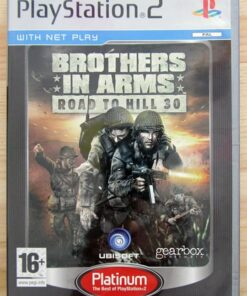 Videojogo Usado PS2 Brothers in Arms: Road to Hill 30