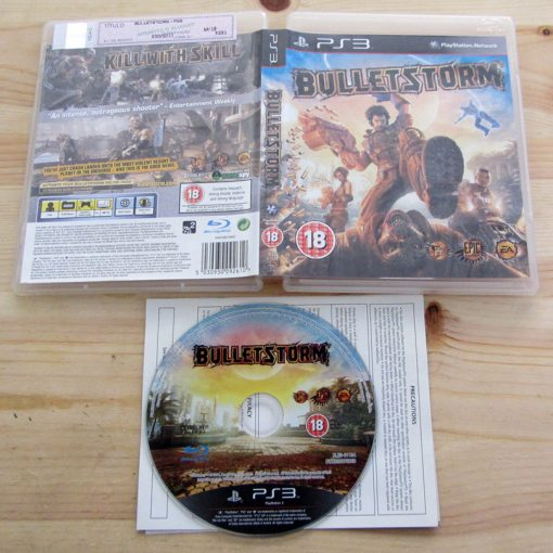 Bulletstorm PS3