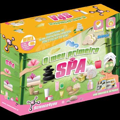 Brinquedo Science 4 You - O Meu Primeiro SPA