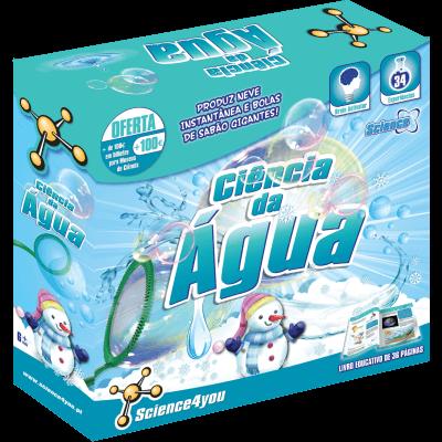 Brinquedo Science 4 You Ciência da Água