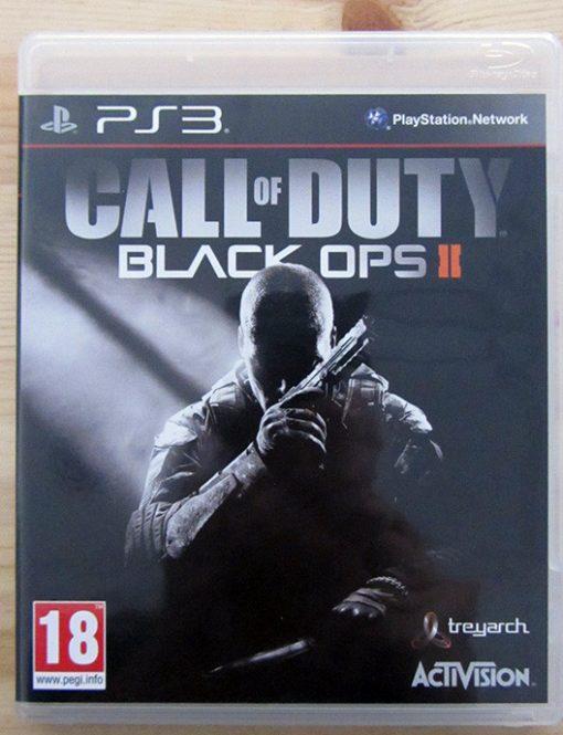 Videojogo Usado PS3 Call of Duty: Black Ops 2