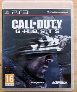Videojogo Usado PS3 Call of Duty: Ghosts