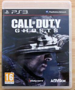 Videojogo Usado PS3 Call of Duty: Ghosts