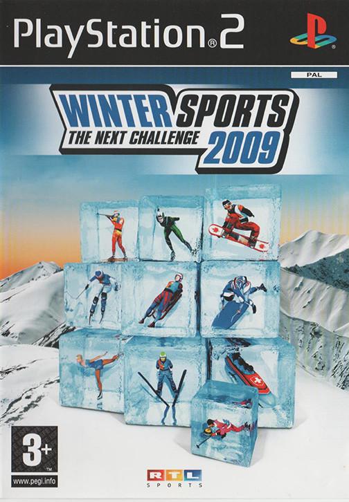 Videojogo Usado PS2 Winter Sports 2009