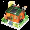 Brinquedo Science 4 You Casa Solar