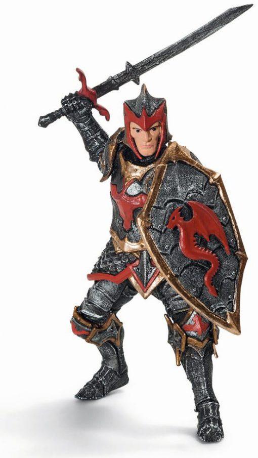 Brinquedo Schleich Cavaleiro do Dragão com Espada