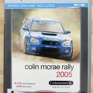 Colin McRae Rally 05 PS2