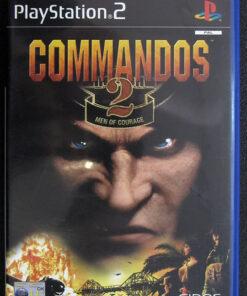 Commandos 2: Men of Courage PS2