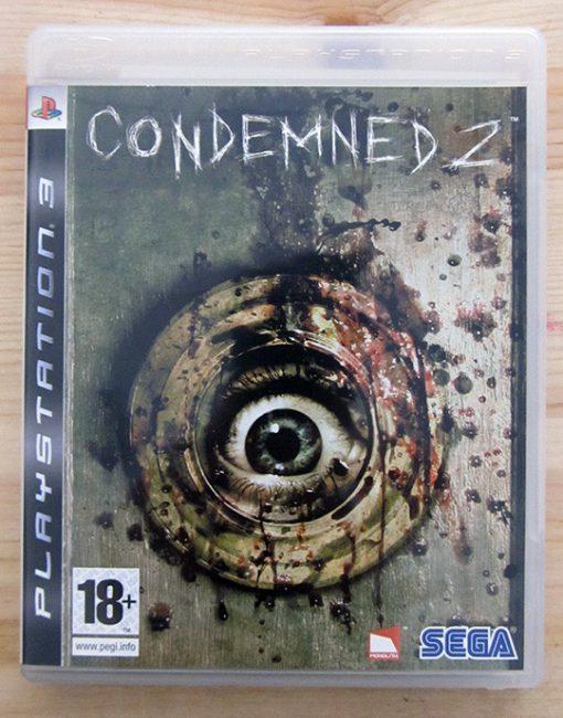 Videojogo Usado PS3 Condemned 2