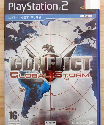 Videojogo Usado PS2 Conflict: Global Storm