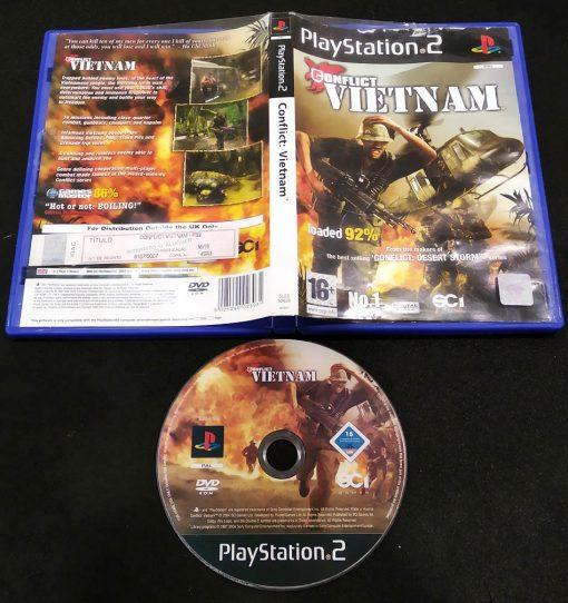 Conflict: Vietnam PS2
