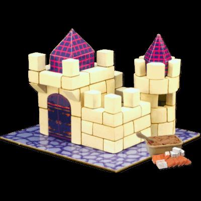 Brinquedo Science 4 You Construção - Castelo