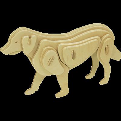 Brinquedo Science 4 You - Puzzle 3D Cão