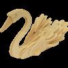 Brinquedo Science 4 You - Puzzle 3D Cisne