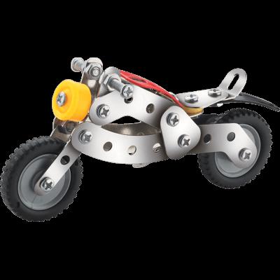 Brinquedo Science 4 You Construção Metal - Mota