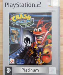 Videojogo Usado PS2 Crash Bandicoot: The Wrath of Cortex