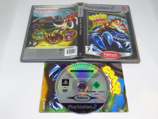 Crash of the Titans PS2