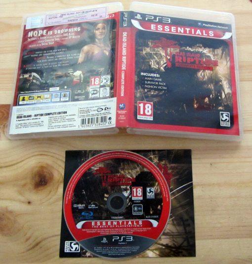 Dead Island Riptide - Complete Edition PS3