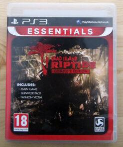 Videojogo Usado PS3 Dead Island Riptide Complete Edition