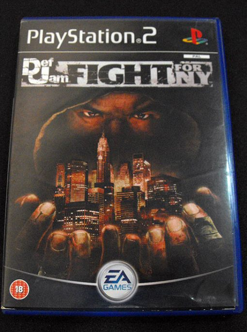 Def Jam: Fight for NY PS2