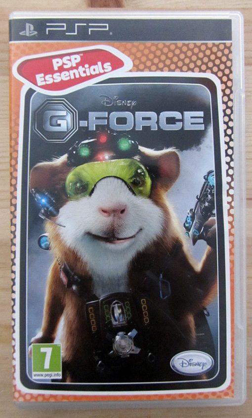 Videojogo Usado PSP Disney G-Force