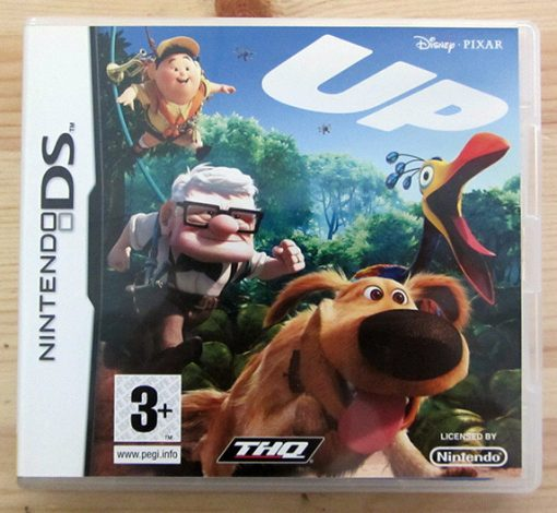 Videojogo Usado Nintendo DS Disney Pixar Up