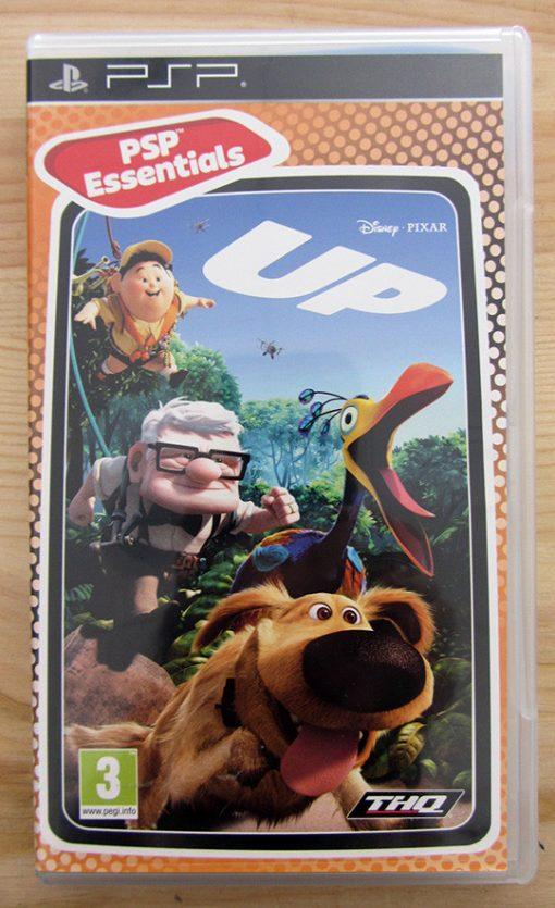 Videojogo Usado PSP Disney Pixar Up