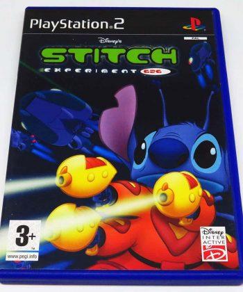Disney's Stitch: Experiment 626 PS2