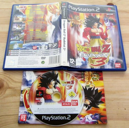 Dragon Ball Z Budokai 3 PS2