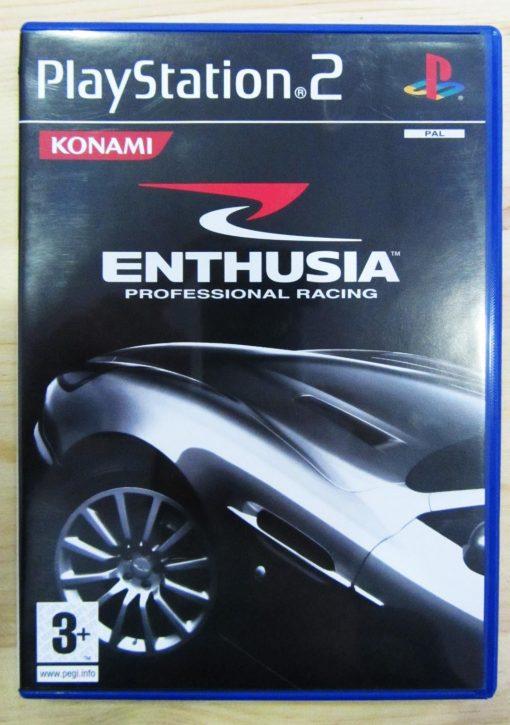 Videojogo Usado PS2 Enthusia - Professional Racing